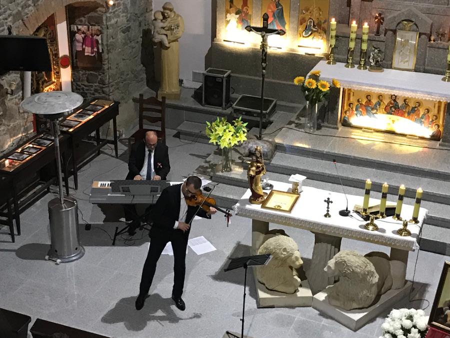 Patriotyczny koncert muzyki klasycznej - Ślęża, 11 listopada 2018