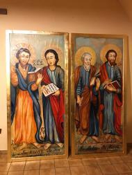 Ikony czterech Ewangelistów