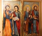 Ikony czterech Ewangelistów - II 2019