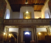 Malowanie wnętrza kościoła - IV 2015