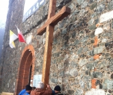 Postawienie Krzyża Misyjnego - X 2014