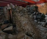Zabezpieczenie wykopalisk i remont wieży - IV 2014